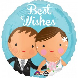 Best Wishes Wedding Couple