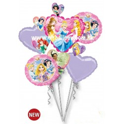 Disney Princesses Hearts Bouquet